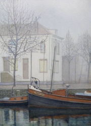 Mist [haven, 1] © Aad Hofman