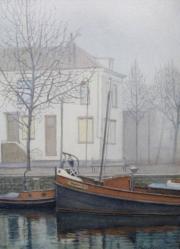 Mist [haven, 1] © Aad Hofman