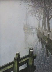 Mist / Fog [haven / harbor, 2] © Aad Hofman