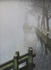 Mist / Fog [haven / harbor, 2] © Aad Hofman