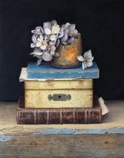 Stilleven met Hortensia / Still life with Hydrangea © Aad Hofman