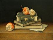 Boekjes met lampions © Aad Hofman