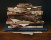 Boekenstilleven © Aad Hofman
