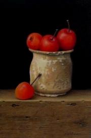 Kersappeltjes © Aad Hofman