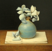 Stilleven met hortensia © Aad Hofman