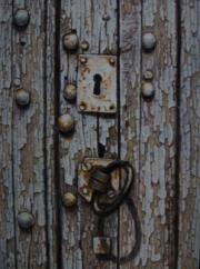 Sleutelgat / Keyhole © Aad Hofman