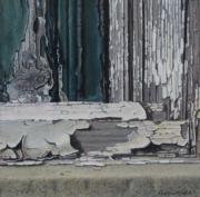 Verfbladders / Peeling paint © Aad Hofman