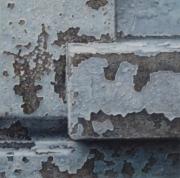 Afbladderende verf / Flaking paint © Aad Hofman