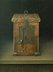 Offerblokje / Offertory box © Aad Hofman